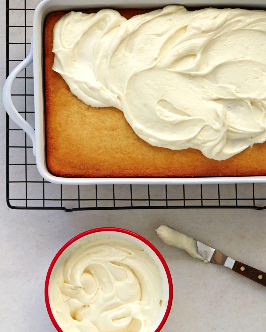 Martha Stewart Carrot Tea Cake