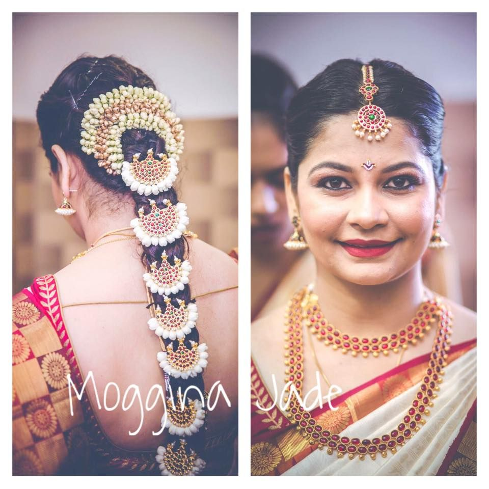 traditional and matches her jewellery. www.shopzters | bridal