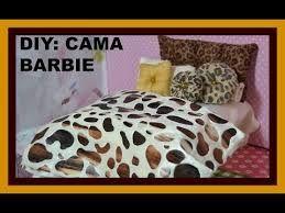 Resultado de imagem para cama de boneca reciclavel