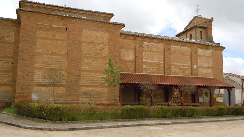 San Nicolás del Real Camino, #Palencia #CaminodeSantiago #LugaresdelCamino  | Camino de santiago, Camino, San nicolás