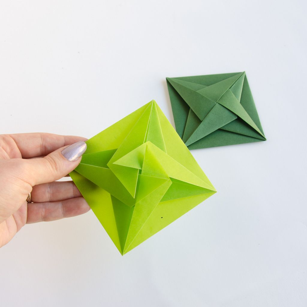 Origami Envelope Folding Instructions | 1024x1024