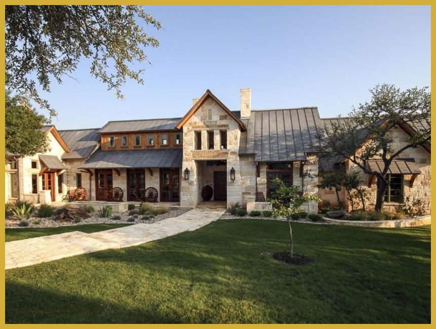 Home Decorating Ideas Christmas Home Decorating Here S What You Need To Know Country Home Exteriors Texas Hill Country House Plans Ranch House Designs