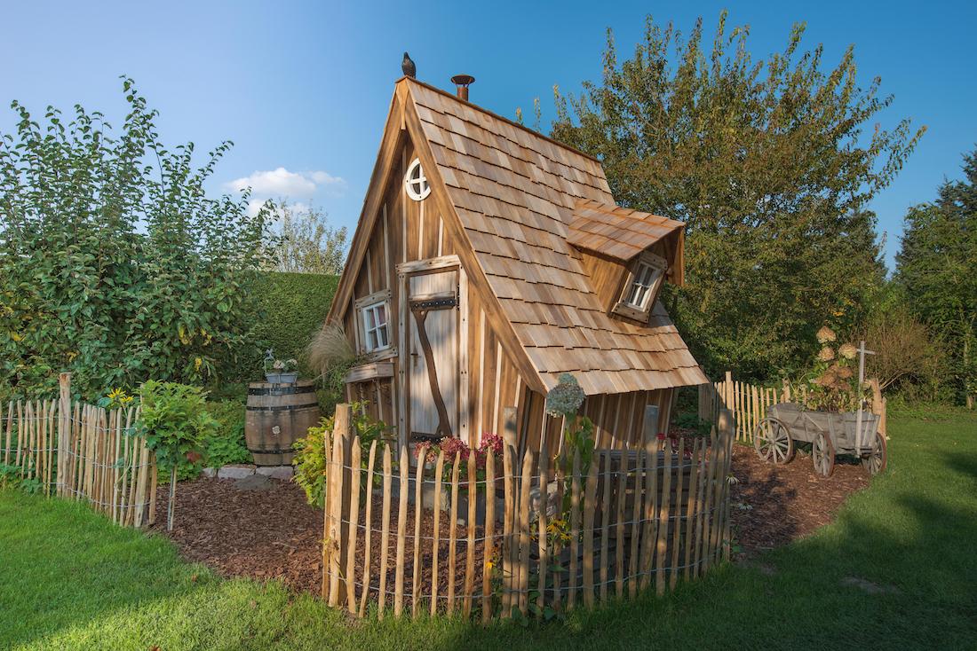 """Die Marke """"Lieblingsplatz"""" Wir bauen Holzhäuser wie man"""
