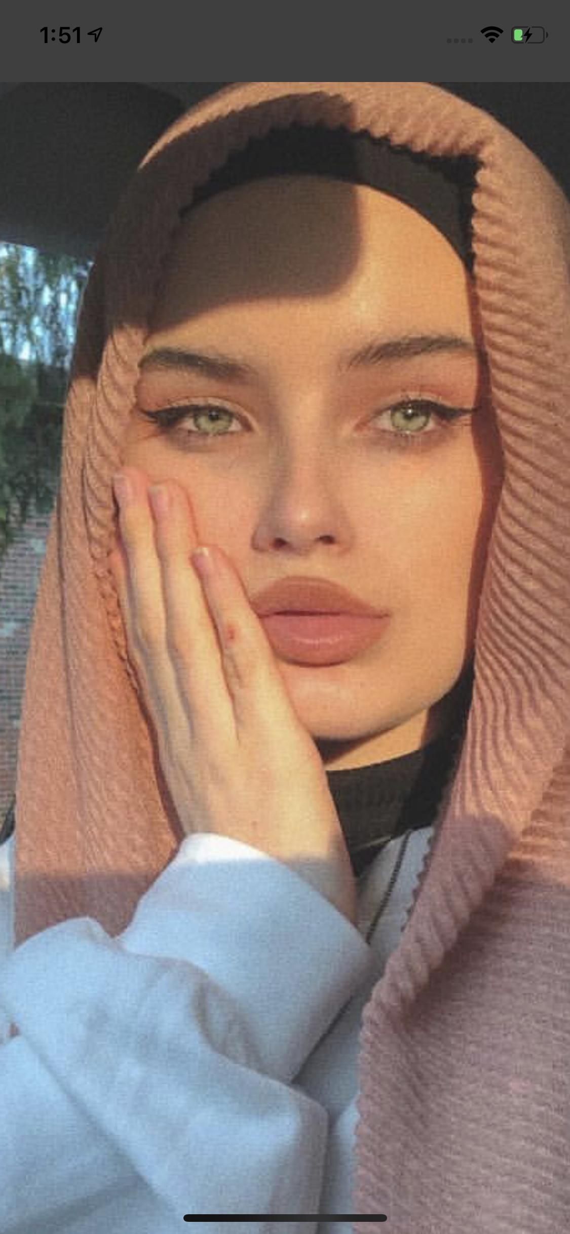 Pin by ahad askar on Makeup Beautiful hijab, Makeup