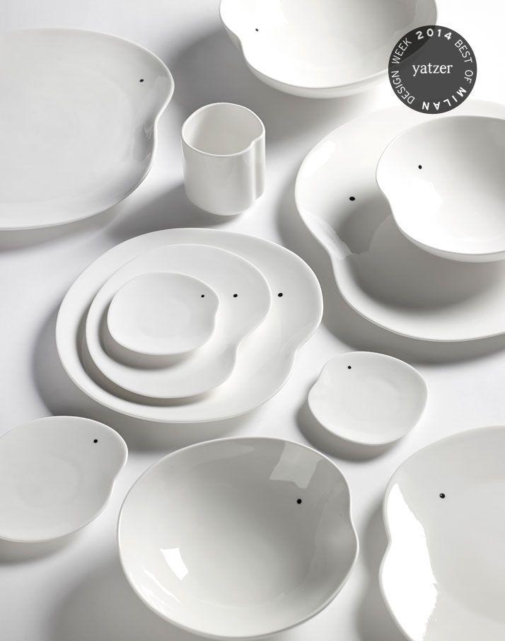 Best Of Milan Design Week 2014 Conjuntos De Louca Formas Organicas Louca De Ceramica