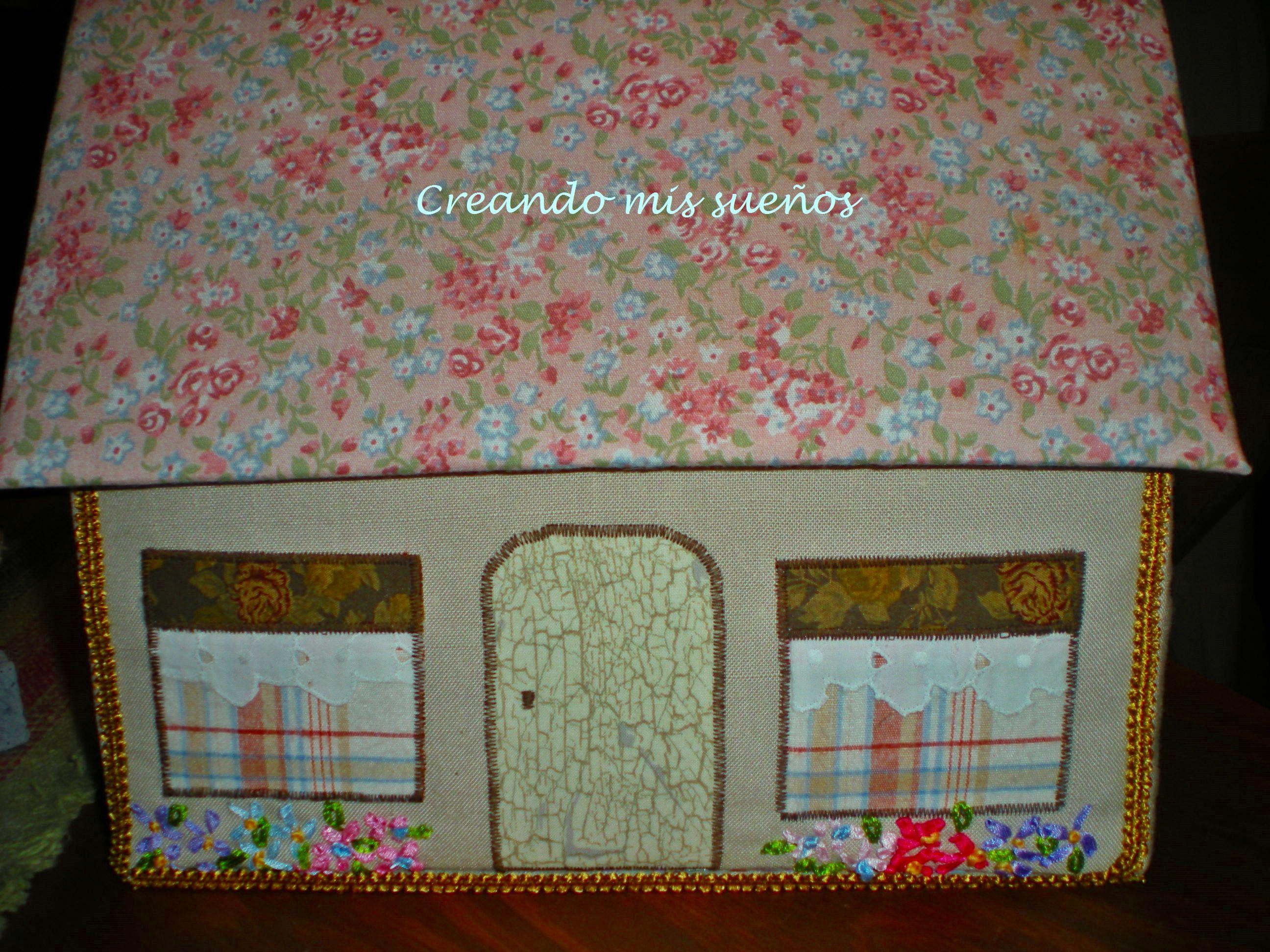 casita porta pañales