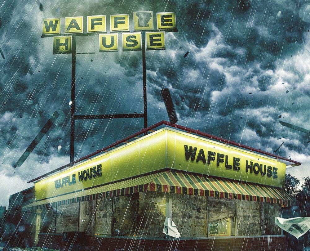 Waffle House Closed Meme