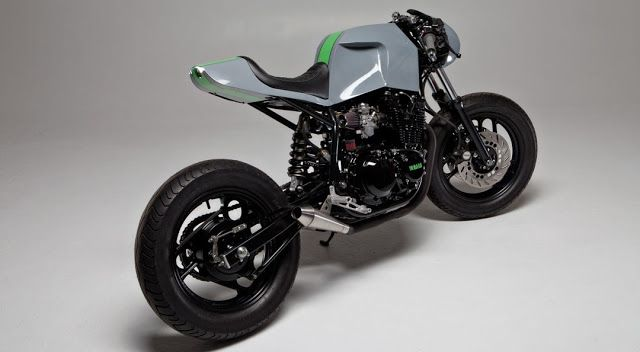 Yamaha YX600 Cafe Racer by Twinline Motorcycle #motorcycles #caferacer #motos   caferacerpasion.com