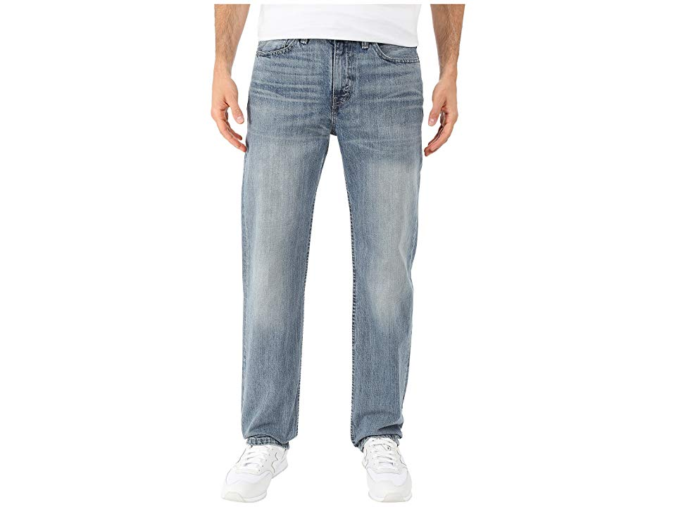 Levisr Mens 514tm Straight Vintage Tint Mens Jeans The Levis look that find the balance between comfort and style The 514 offers a classic straightfit that sits low on th...