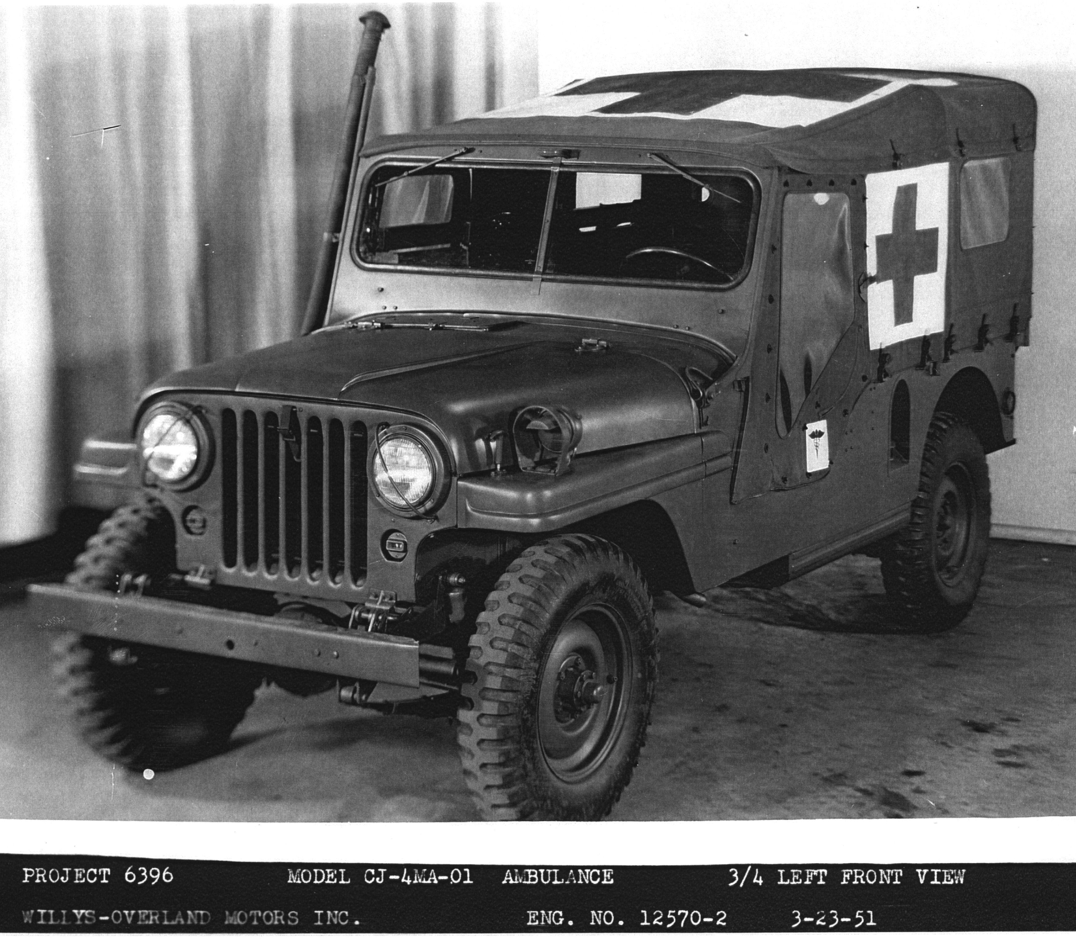 1950 CJ4 MA | Jeep CJ6 | Pinterest