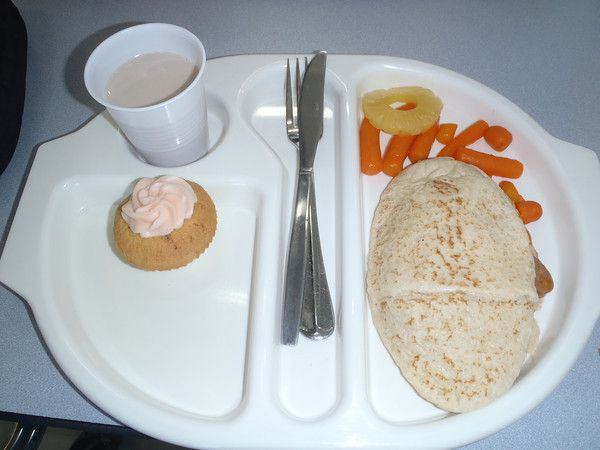 NeverSeconds - This is a 9 year old girl from Scotland who calls herself Veg.  Her blog about her school lunches rocks!