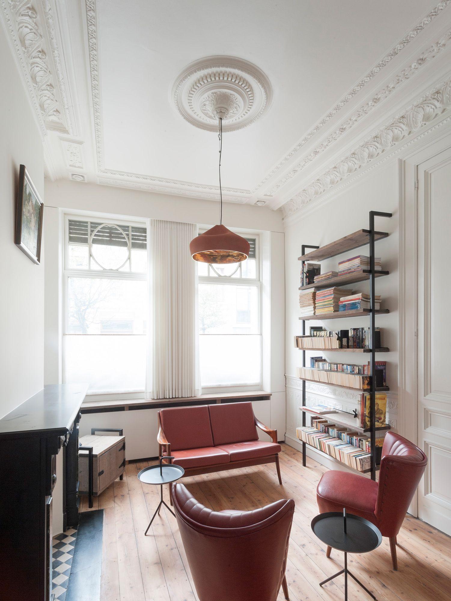 robby aerts » meubel interieur architectuur » renovatie woonkamer te ...