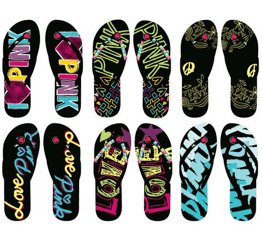 Flip Flops, Flip Flops & more Flip Flops !!