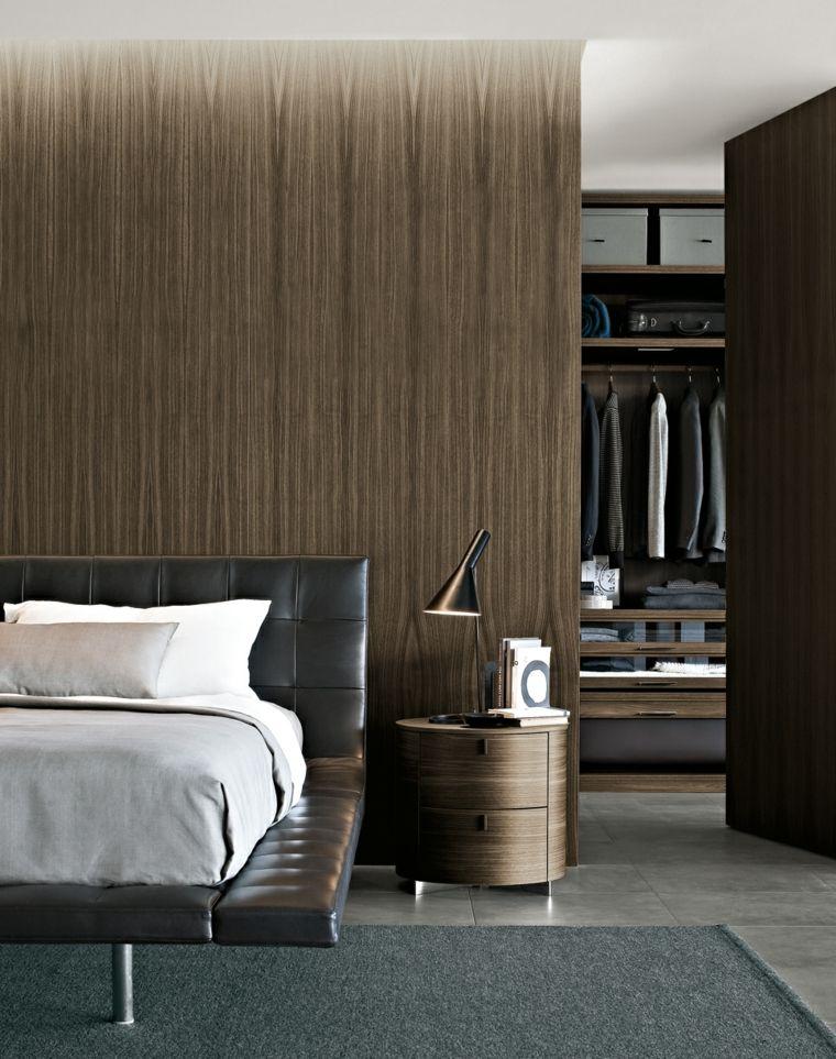 Camas De Matrimonio Para Dormitorios Modernos Mas De 50 Modelos - Modelos-de-dormitorios-modernos