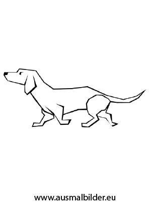 Ausmalbild Laufender Dackel Zum Kostenlosen Ausdrucken Und Ausmalen Ausmalbilder Malvorlagen Hunde Ausmalbild Ausmalbilder Hunde Dackel Hund Lauft