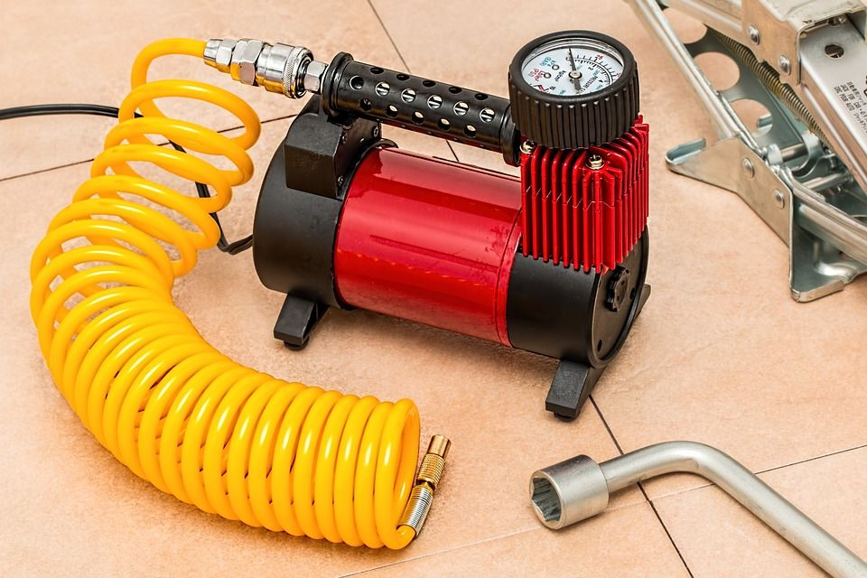 Electric Air Compressors How and Why They Save Money and