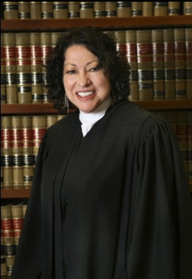 Check It Out Paying Tribute To Hispanic Americans Sonia Sotomayor Supreme Court Justices Women In History
