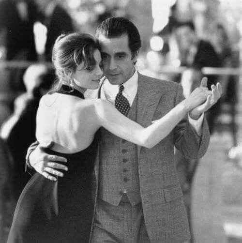tango pelicula perfume de mujer