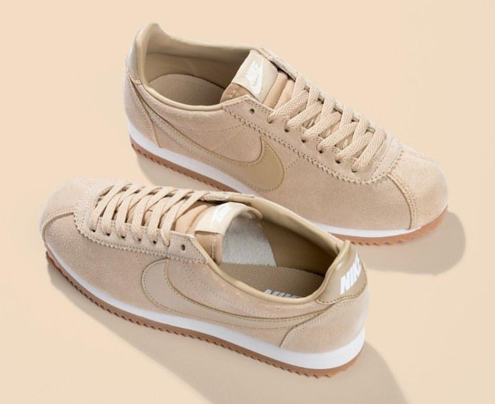 buy online 369ab a732f Nike Cortez Suade Mushroom | zapatos in 2019 | Nike shoes ...
