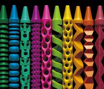 the coolest crayons