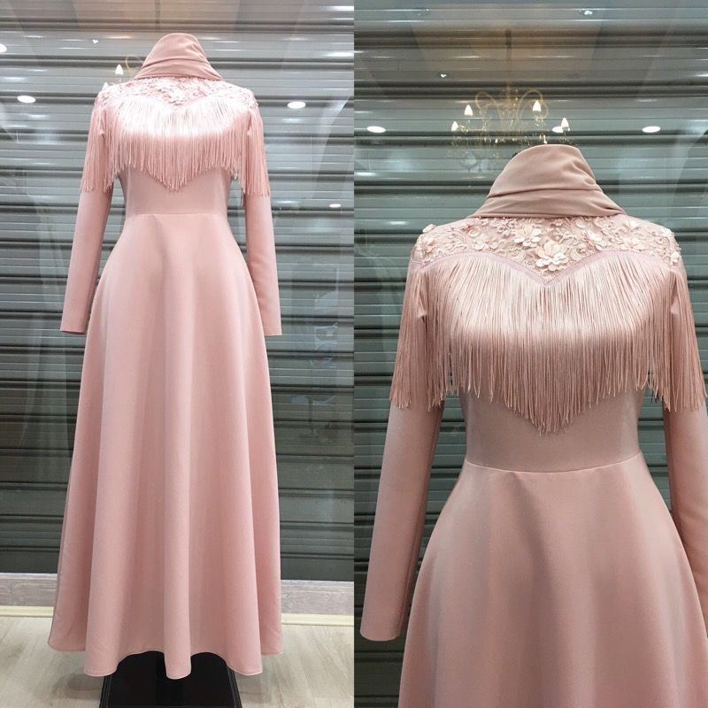 Instagram Tesettur Abiye Elbise Modelleri Https Www Tesetturelbisesi Com Instagram Tesettur Abiye Elbise Modelleri Pin Gaun Gaun Panjang Gaun Pengantin