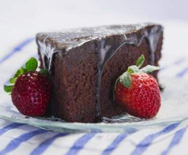 Recipe Chocolate Fudge Cake by Mrs Thermomixer - Recipe of category Baking - sweet