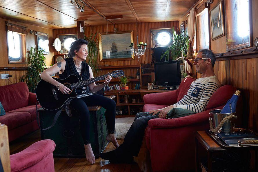 Koti laivassa ympäri vuoden – kurkista sisään! | ET