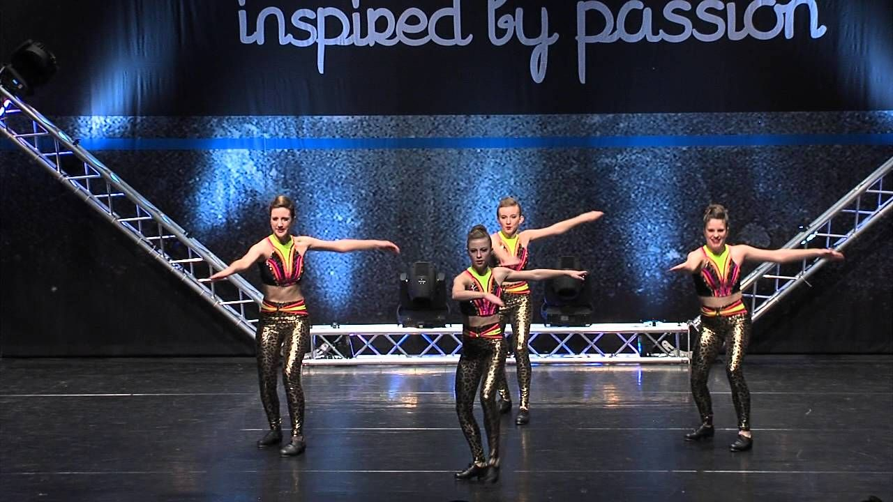 2016 Ida Nominee Tap High Point Nc Center Stage Dance Company Inc Dance Company Groove Dance Competition Dance