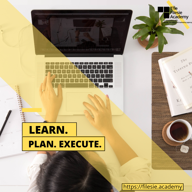 Learn. Plan. Execute. In 2020