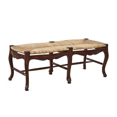 Furniture Classics French Country Wood Bench Furniture Solid