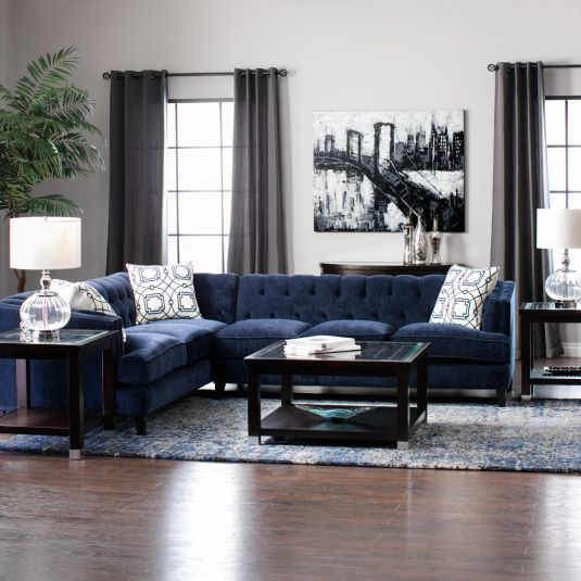 Sectional Sofas At Jeromes: Cleveland Sectional