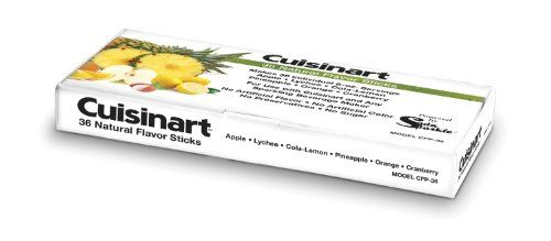 Cuisinart CFP36 36Pack Assorted Natural Flavor Sticks >>> Click image to review more details.