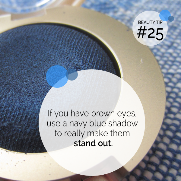 Wondering what shadow you should use to complement your brown eyes? Try a navy blue one! #Palette4 is the perfect brown eyed girl Addiction Palette.   #BrownEyes #Eyeshadow #Palette4 #PlaceMyOrder