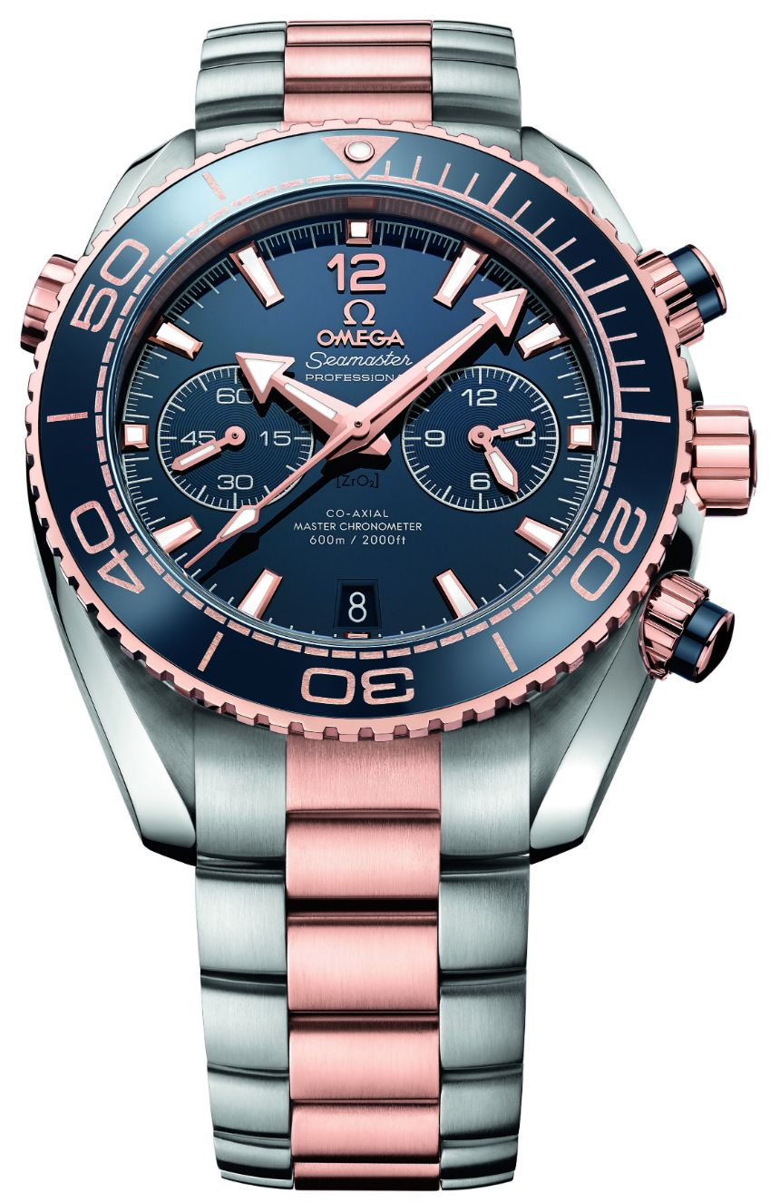 Omega Seamaster Planet Ocean Master Chronometer Chronograph Watch Ablogtowatch Omega Seamaster Omega Omega Seamaster Planet Ocean