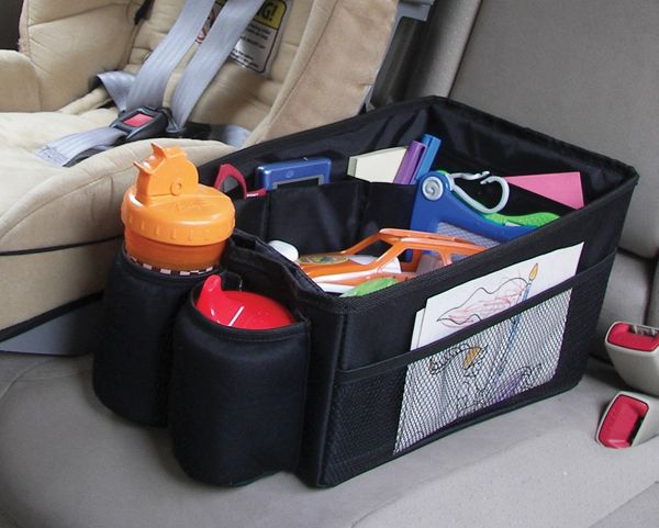 5 car travel organizers perfect for family travel