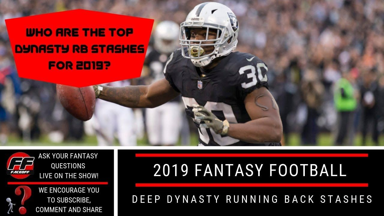 2019 Fantasyfootball Sleepers Top 5 Deep Dynasty Running Back Stashes Youtube Nfl Youtubecreators V Fantasy Football Fantasy Football Sleepers Fantasy Football Strategy