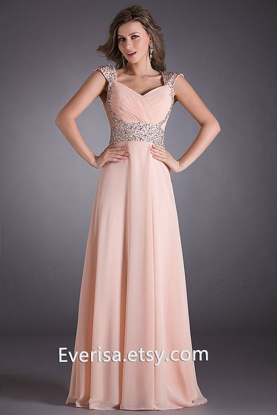 Prom Dress / Bridesmaid Dresses / Long Formal Dress/ by Everisa ...