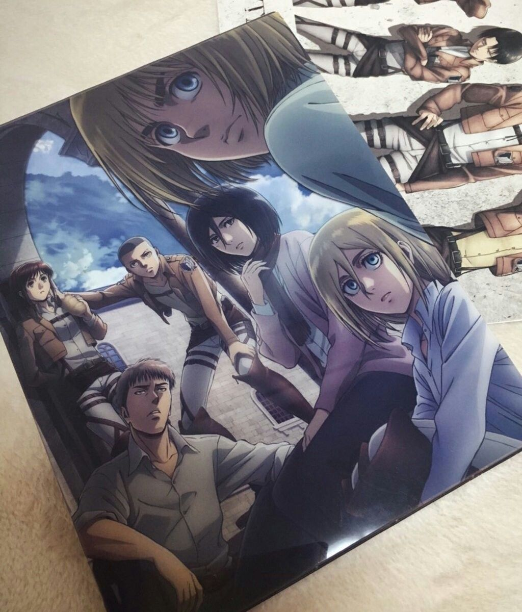 Pin De Animelover0726 Em Attack On Titan Anime Ataque De Titans