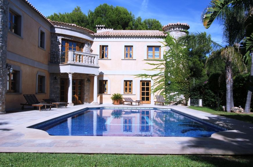 Luxury Property in Europe. Luxury real estate Mallorca