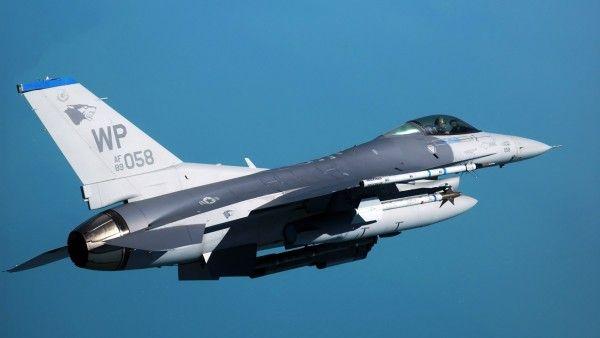 F 16 Fighting Falcon at Kunsan Air Base