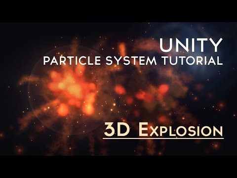 Unity 5 5 - Sequenced 3D Explosion w/ Realtime Lights (Particle/VFX