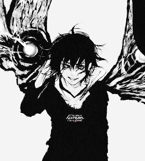 I M Not A Human I M A Ghoul Ayato Kirishima Tokyo Ghoul Ayato Kirishima Touka Kirishima
