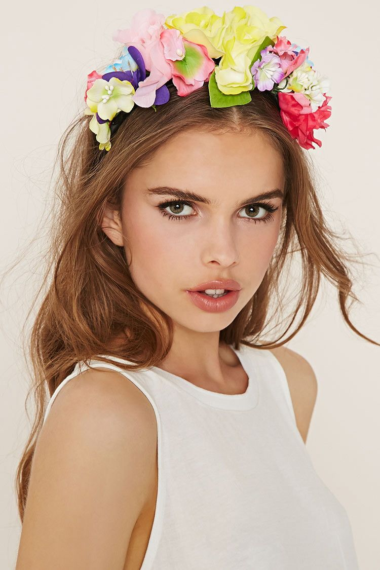 Flower crown headband forever 21 1000153112 update to flower crown headband forever 21 1000153112 izmirmasajfo