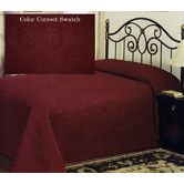 Found it at Wayfair - French Tile Microfiber Polyester Bedspread