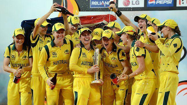 Australia Women Criket Team World Cricket Cricket Teams New Zealand