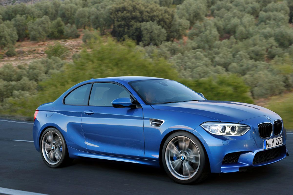 New BMW M2 shapes up | Cars & Motorcycles | Pinterest ...