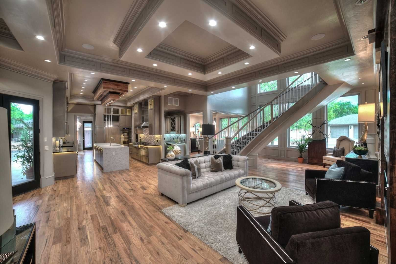 Brand New Custom Nichols Hills Luxury Home With Guest