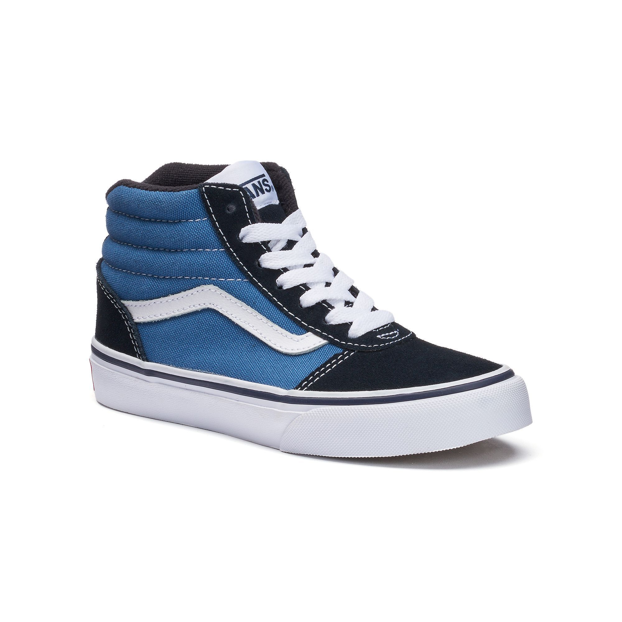 79dd9d33 Vans Ward Hi Kids' High-Top Sneakers | Products | High top sneakers ...