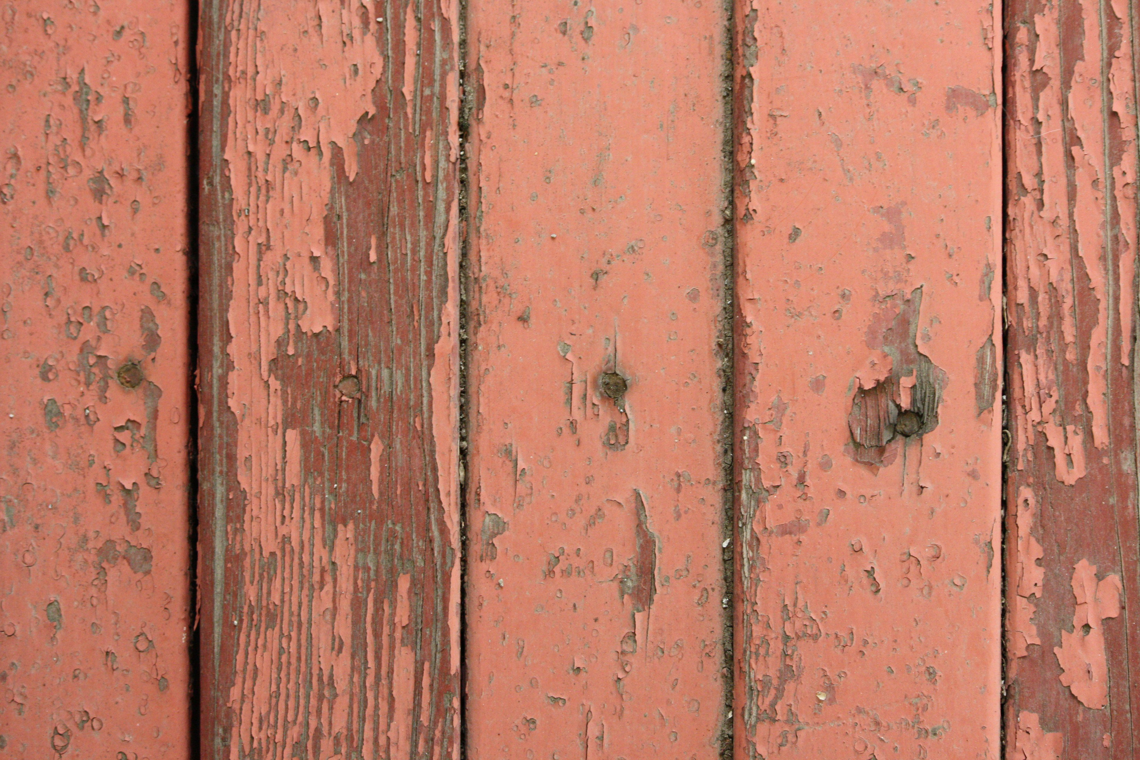 Peeling Red Paint On Old Wooden Boards Texture Free High Resolution Photo Painting Wood Furniture Red Paint Wooden Board