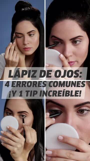 Photo of Lápiz de ojos: 4 errores comunes y ¡1 tip increíble!